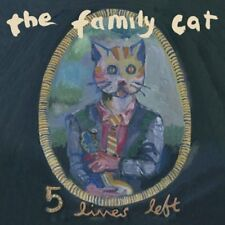 FAMILY CAT - FIVE LIVES LEFT: THE ANTHOLOGY - NEW CD ALBUM
