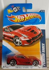 Hot Wheels 2012 - Ferrari 599XX [RED] *12 CARS POSTED FOR $10*