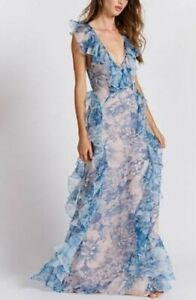 Alice Mccall flowy maxi dress size 12