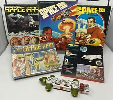 Space 1999 Vintage Lot Annuals Dinky Eagle Talking View Master Hope Puzzle