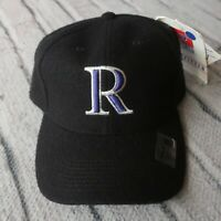 Vintage New Colorado Rockies Fitted Hat by Sports Specialties Size 7 1/4 Cap NHL