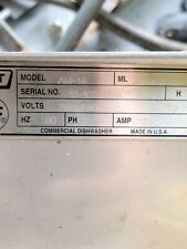 Hobart Am 14c Am14 Commercial Corner Tall Upright Dishwasher Partsworks Read