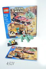 LEGO Star Wars Mos Eisley Cantina 2004 (4501) Incomplete w/ Box & Instructions