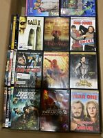 Dvd Movies Lot Of 20 DVD's Action Comedy Horror Drama