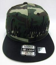 LA City LOS ANGELES CA Snapback Cap Hat Cali Kings Lakers Dodgers Caps Hats NWT