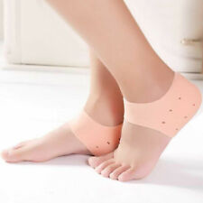Silicone heel Cushion Heel Cups Pads Soft Foot Protectors For Women Men