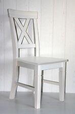 Tisch- & Stuhl-Sets im Landhaus-Stil aus Massivholz fürs Wohnzimmer