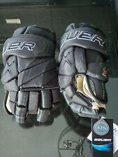 "Bauer Vapor 1X  Lite Pro Ice Hockey Gloves Black 14"" senior"