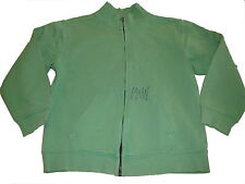 s. Oliver tolle Sweat Jacke Gr. 128 / 134 grün !!