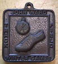 New listing John Ward Winter Games Medal, 1980 (#X38)