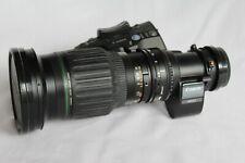 Canon HJ14eX4.3B IASE 2/3'' B4 mount FULL SERVO HD SuperWIDE angle lens A+