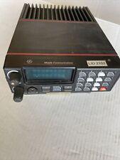 Macom Amp Ericsson D29mtx Two Way Radio 9ch Blk