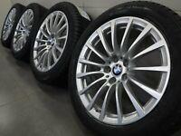 Original BMW 5er G30 G31 18 Zoll Winterräder Styling 619 Alufelgen 6861224