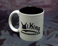 Reproduction Vintage Viking Helmet Logo Coffee Mug