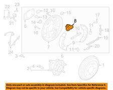 HYUNDAI OEM 17-18 Elantra Brake-Rear-Wheel Cylinder 583303X000