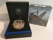 10 Euros Argent France 2020 Spitfire BE Proof