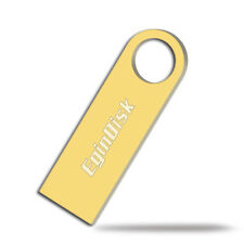 Custom Logo Pendrive 8GB 16GB 32GB Metal Usb Flash Drive Waterproof Disk On Key