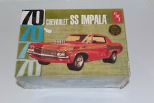 New AMT ERTL 1970 Chevrolet SS Impala Model Car Kit