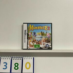 Hamsterz 2 II Nintendo DS game + Manual oz380