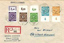 Echtheitsgarantie Briefmarken aus Deutschland (ab 1945) für Post, Kommunikation