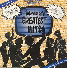 TELEVISION's GREATEST HITS EP The Jetson's Theme Excellent Condition