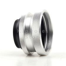 Kodak Cine Ektar S Mount Lens Lens to C Mount Adapter