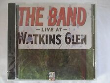 THE BAND - LIVE AT WATKINS GLEN CD - BRAND NEW