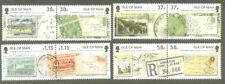 Isle of Man-Internment Camp-World war I set mnh-Military-Postal History