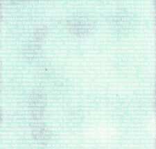 Holly Jolly Words Of Christmas 12x12 (40 Sheet Pack) Scrapbooking Paper