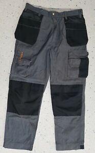 Mens Phoenix Cargo  Work Trousers size 34R