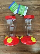 Garden Collection Hummingbird Feeders Set Of Two