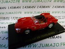 voiture 1/43 IXO altaya FERRARI  : 250 Testa Rossa