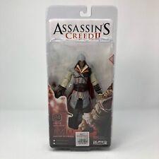 NECA Assassins Creed 2 Series 1 Action Figure Standard Ezio White Cloak 2010