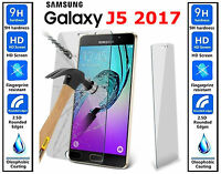 Genuine 100% TEMPERED GLASS ULTRA HD Screen Protector Samsung Galaxy For J5 2017