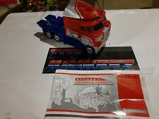 TRANSFORMERS Hasbro 2006 Universe RID Classic Voyager OPTIMUS PRIME