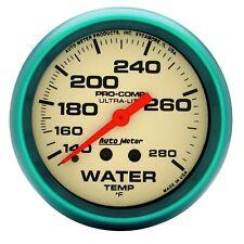 AutoMeter 4535 Ultra-Nite Water Temperature Gauge