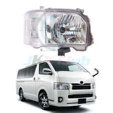 HEAD LIGHT LAMP RH RIGHT SIDE CLEAR ASSY FOR TOYOTA HIACE COMMUTER VAN 2014+