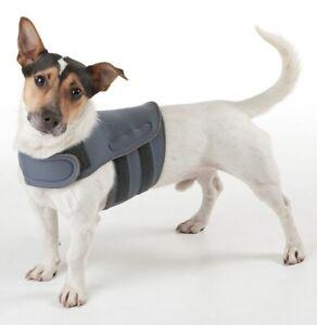 Petlife Karma-Wrap Anti-Stress Dog Coat Help with Thunder, Vet, Noise 5 sizes