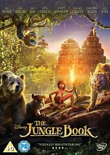 The Jungle Book (2016) [DVD] New/Sealed
