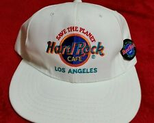 Planet Hollywood Los Angeles Hard Rock Cafe Snapback with Pin