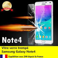 VITRE PROTECTION en VERRE TREMPE Film protecteur d' écran Samsung Galaxy Note 4