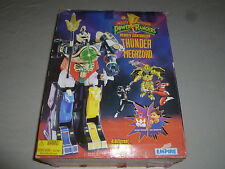 BOXED MIGHTY MORPHIN POWER RANGERS THUNDER MEGAZORD FIGURE 1994 EMPIRE NO 33501