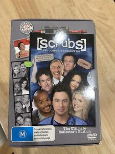 Scrubs Complete Box Set Season 1-9