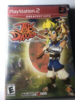Jak and Daxter: The Precursor Legacy Greatest Hits (PlayStation 2, PS2) Conplete
