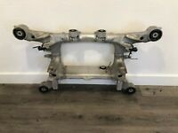 2011-2015 BMW 7 F01 F02 REAR CROSSMEMBER SUBFRAME AXLE CARRIER SUB FRAME OEM