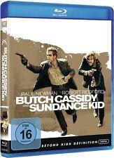 Blu-ray BUTCH CASSIDY UND SUNDANCE KID - ZWEI BANDITEN # Redford, Newman ++NEU