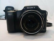 Sony Cyber-shot DSC-H20 10.1MP Digital Camera - Black~~Bundle~~
