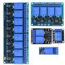 1 2 4 8 Channel 5V Relay Shield Module Board for Arduino Raspberry Pi ARM