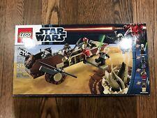 LEGO 9496 Star Wars Desert Skiff BRAND NEW