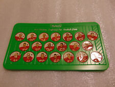 1964 NALLEY'S CFL TEAM SET 20/20  STAMPEDERS WITH TRAY